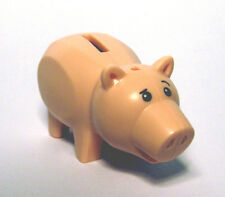 LEGO - Animal - Pig 'Hamm' Mini Figure - Light Flesh