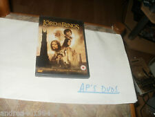 The Lord of the Rings: The Two Towers          uk dvd