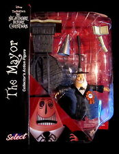 THE NIGHTMARE BEFORE CHRISTMAS The Mayor Figur - Diamond Select