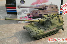 1/72 BATTLE Field U.K AS-90 Self-propelled artillery TANK