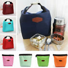 Insulated Cooler Waterproof Lunch Storage Picnic Carry Bag Portable Lunch Bag