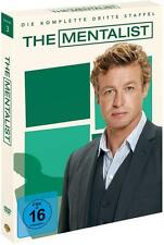 The Mentalist - Staffel 3  ( 5 DVD´s)    NEU OVP