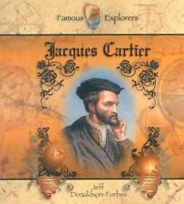 Jacques Cartier (American Legends)-ExLibrary