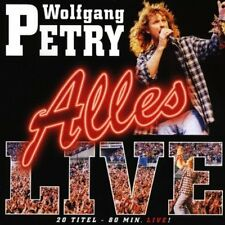 Wolfgang Petry Alles live (1999) [CD]