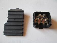 Cassetta derivazione vano motore Fiat Coupe' 2.0 Turbo 16v.  [4074.16