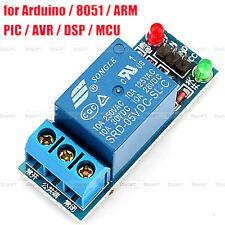 5V 1 Channel Relay Module Expansion Board Shield For Arduino ARM PIC AVR DSP MCU