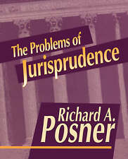 Problems of Jurisprudence 9780674708761 by Richard A. Posner, Paperback, NEW