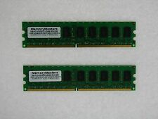 4GB  2X2GB MEM FOR HP PROLIANT DL320 G5 DL320S ML110 G4 ML115 ML310