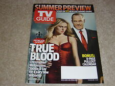 TRUE BLOOD * ANNA PAQUIN CHRISTOPHER MELONI May 28 June 3 2012 TV GUIDE MAGAZINE