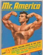 Mr America Bodybuilding Muscle Fitness Magazine Freddy Ortiz 6-65
