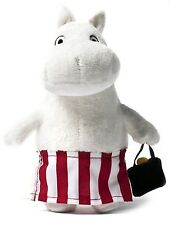 AURORA WORLD 16cm MOOMIN MAMMA SOFT TOY WITH TAG NEW MOOMINMAMMA PLUSH