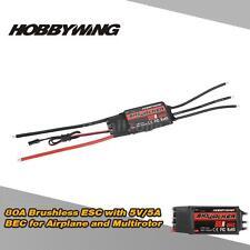 Hobbywing SKYWALKER 80A 2~6S Brushless ESC +5V/5A BEC  Program for Airplane Z3K2