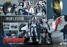 Hot Toys MMS299 Avengers Age of Ultron  1/6 Iron Man Iron Legion action figure