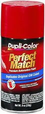Duplicolor BGM0519 WA9260 For GM Code 74 Victory Red 8 oz. Aerosol Spray Paint