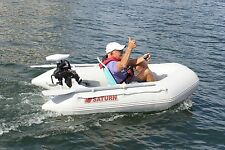 DELUXE ELECTRIC 55lbs TROLLING MOTOR w/ REMOTE CONTROL for any SMALL BOAT