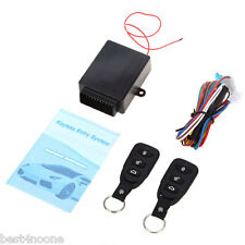 433.92MHz Universal Car Auto Vehicle Remote Central Kit Door Unlock Lock Keyless