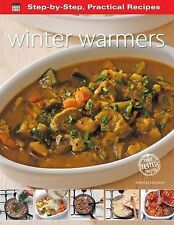 Step-by-Step Practical Recipes: Winter Warmers Very Good Book
