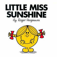 NEW (4)  LITTLE MISS SUNSHINE ( BUY 5 GET 1 FREE book )  Mr Men