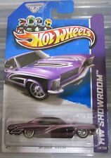 HOT WHEELS 2013 SUPER TREASURE HUNT  '64  BUICK  RIVIERA