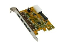 EXSYS ex-11094 - USB 3.0 Super-Speed PCI Express card con 4 porte