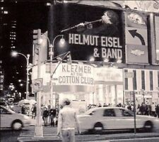 HELMUT & BAND EISEL - KLEZMER AT THE COTTON CLUB  CD NEU