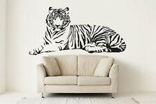 Wall Decal Vinyl Tiger Lion Leopard Panter Animals Nature Wild Cat r1274