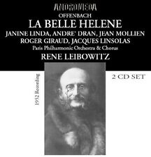 La Belle Helene - Offenbach (2012, CD NEUF)2 DISC SET