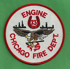 CHICAGO FIRE DEPARTMENT ENGINE COMPANY 13 PATCH