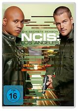 NCIS: LOS ANGELES-SEASON 6 - CHRIS O´DONNELL, DANIELA RUAH -  6 DVD NEU