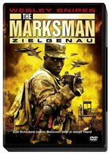 The Marksman - Zielgenau ( Actionfilm ) mit Wesley Snipes, Peter Youngblood Hill