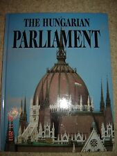 The Hungarian Parliament. Book. Mint condition.
