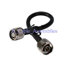 3FT RP-TNC plug to N type male pigtail cable RG58 for WiFi Linksys Cisco WRT54G