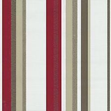 Vliestapete Streifen creme beige rot P+S International Novara 2 13467-20 (2,32€/