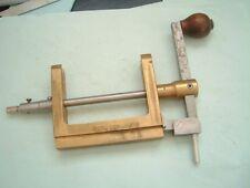 Clock Makers Huge Spring Winder Tool fusee clock & other Big Clocks fusee clocks