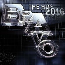 BRAVO THE HITS 2016 (SHAWN MENDES, THE CHAINSMOKERS,...) 2 CD NEW+
