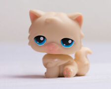 Hasbro  Little Pet Shop Collection LPS Yellow Cat with Blue Eyes