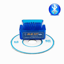 Super MINI ELM327 Bluetooth 1.5 OBD2 ELM 327 For Android Torque Car Code Scanner