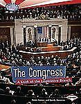 Searchlight Books How Does Government Work: The Congress : A Look at the...