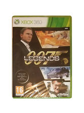 007 Legends (Microsoft Xbox 360, 2012)