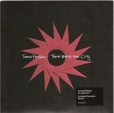 "Snow Patrol Take Back The City 7"" Ltd low Number 32 Mega low"