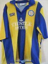 """Leeds United 1994-1996 Away Football Shirt Size Large 42""""-44"""" /39187"""
