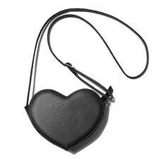 Heart-shaped bag Womens Lolita Heart Shape Bow Shoulder Bag Alice Messenger Bag