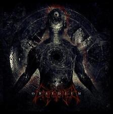 Enthroned - Obsidium CD 2012 digi black metal Belgium Agonia