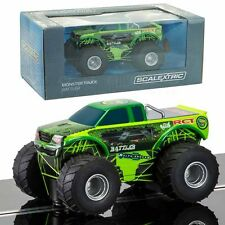 Scalextric Monster Truck Rattler 1/32 Scale Slot Car C3711