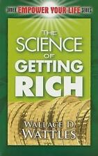 The Science of Getting Rich - by Wallace Wattles - I send worldwide also