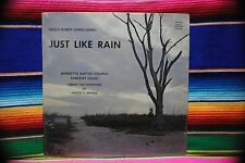 BURNETTE BAPTIST CHURCH CONCERT CHOIR - Just Like Rain LP Black Gospel SEALED