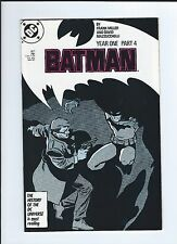 Batman 407 Frank Miller YEAR ONE---Rare Key Comic Lot