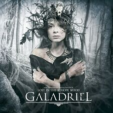 """Galadriel """"Lost In The Ryhope Wood"""" LP [MELODIC GOTHIC DOOM METAL FROM SLOVAKIA]"""