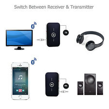 Bluetooth 4.1 Transmitter   Receiver Audio Adapter For Samsung S7 Phone TV DVD