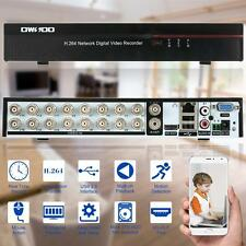 OWSOO 16CH D1 H.264 Network DVR CCTV Security APP Control Motion Detect EU Z9W4